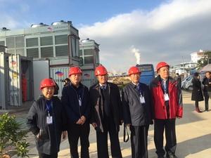 地美特瑞丽地热发电项目试验发电成功