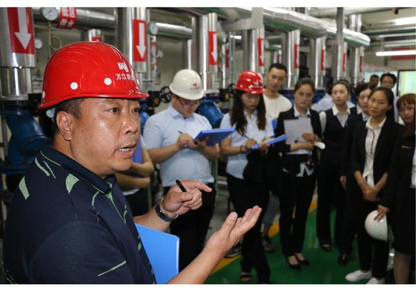 周口地区大力推广清洁取暖工作成效显著企业开展业务积极学习中