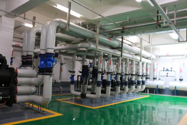 郑州中牟清洁取暖标准化站房